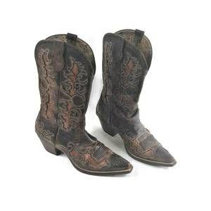 ARIAT Womens Dandy Cowboy Boots